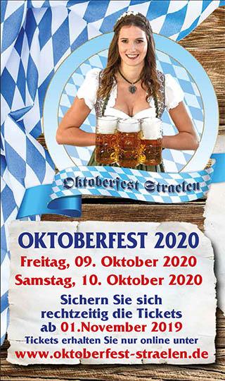 Oktoberferst in Straelen (2020)