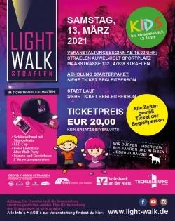 KIDS Walk-Sonntag (31.10.2021) - Kinderermäßigung 6-11 Jahre
