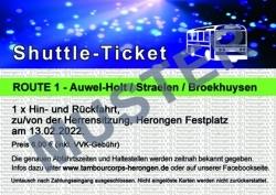 Shuttle Route 1